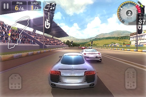 GT Racing iPhone