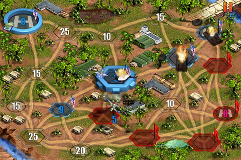Judgment Day War iPhone