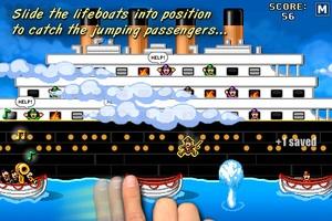 Titanic Rescue iPhone