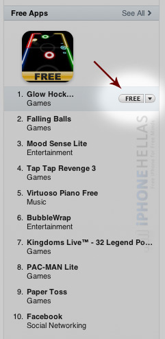 free_itunes_app_selection