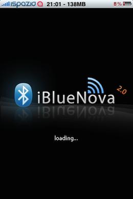 iBlueNova aka iBluetooth
