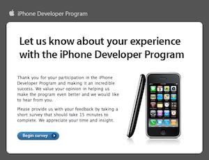 Apple Questionnaire