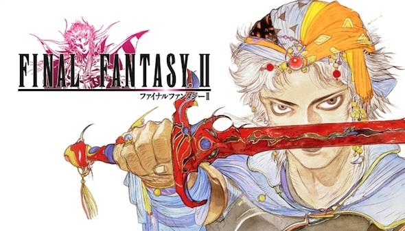 Final Fantasy ΙI iPhone