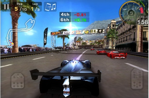 GT Racing Motor Academy iPhone
