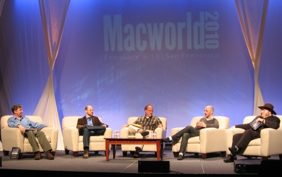 Macworld2010 special iPad event