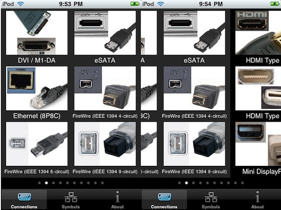 Plug Finder iPhone Appstore