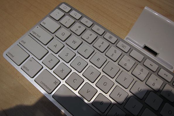 iPad Keyboard Accessory