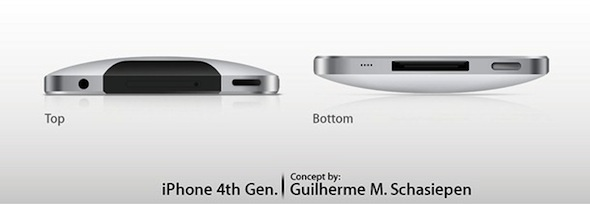 iPhone 4G iPad-like concept pic2