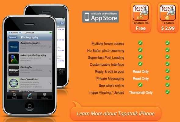 TapATalk iPhoneHellas Forum