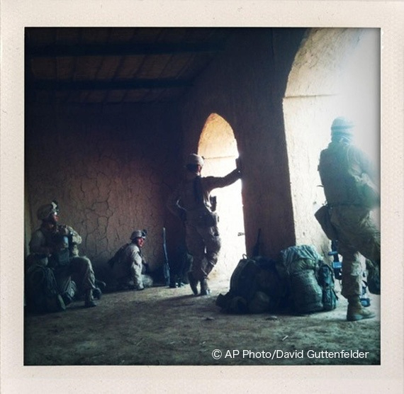The War in Afghanistan As Seen From an iPhone