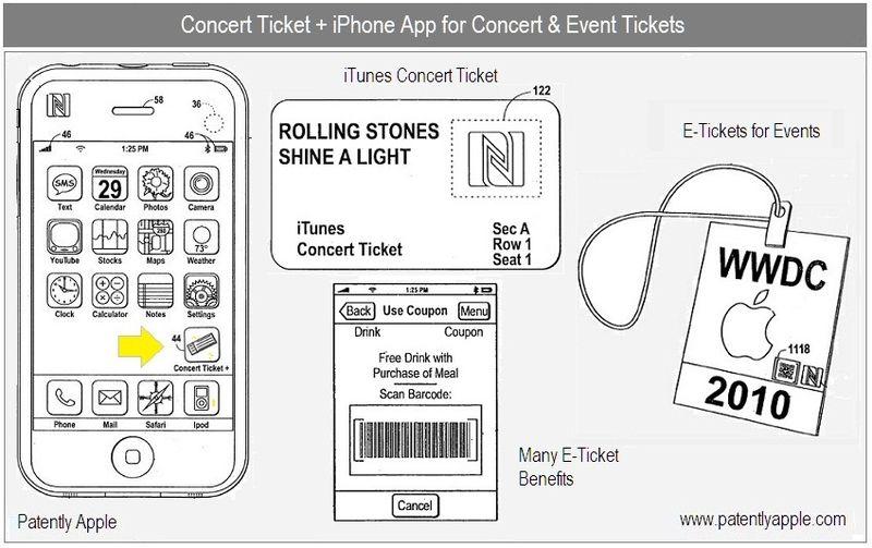Concert Ticket +