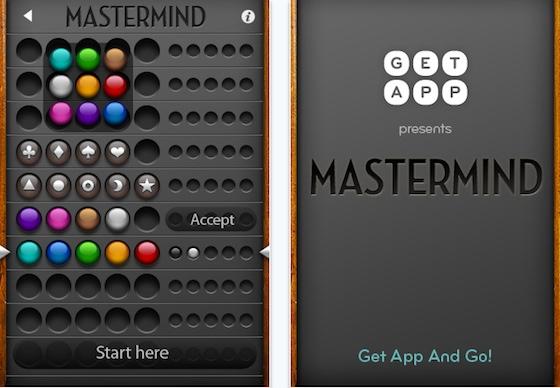 Mastermind iPhone