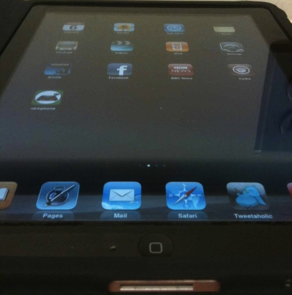 iPad Cydia Jailbreak