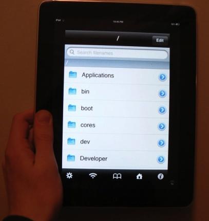 iPad iFile