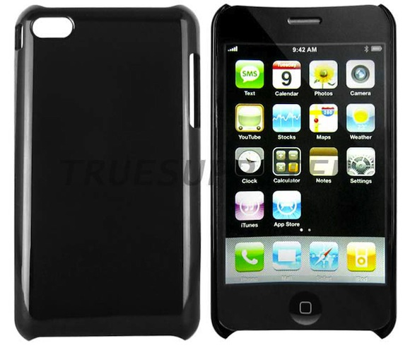 iPhone 5 hard cases leak 1