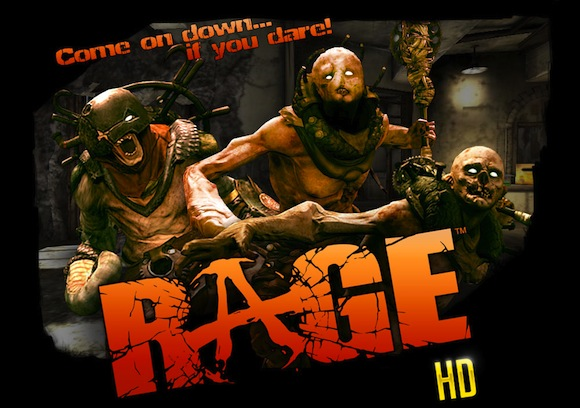 Rage HD iPad