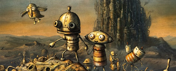 Machinarium iPad 2