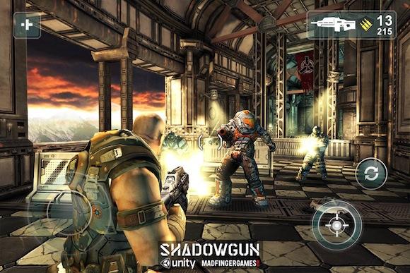 Shadowgun iPhone