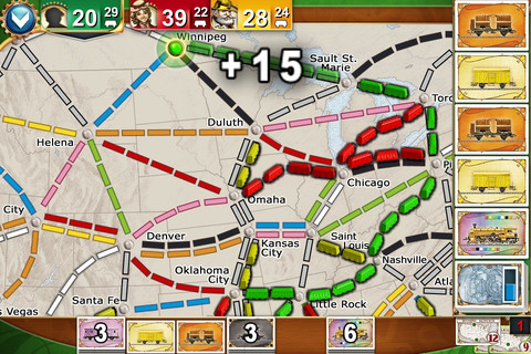 Ticket to Ride Pocket pic3