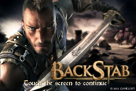 BackStab Gameloft