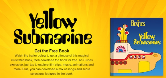 The Beatles Yellow Submarine eBook