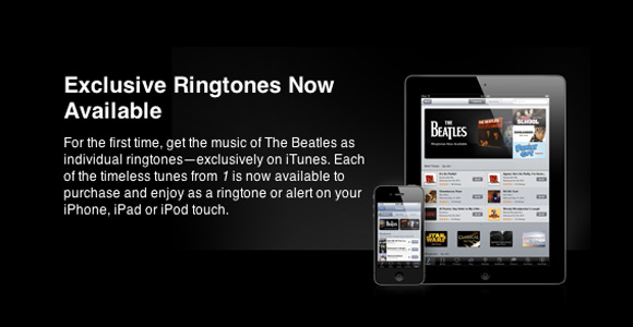 The Beatles ringtones