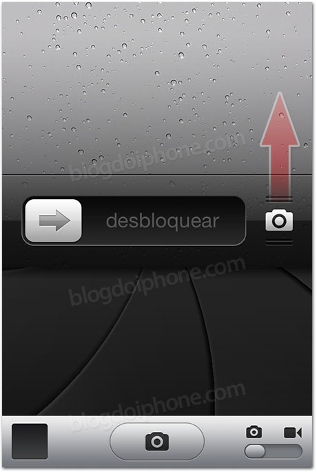 iOS 5.1 camera.app Homescreen