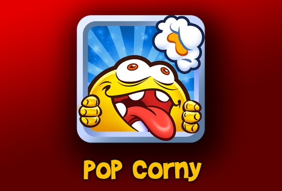 Pop Corny iPhone iPad