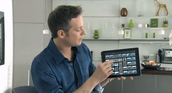 iPad 3 Parody
