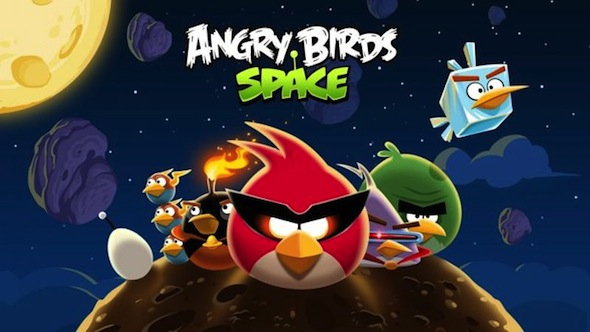 Angry Birds Space for free