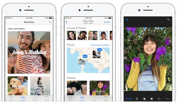 ios photos.app people