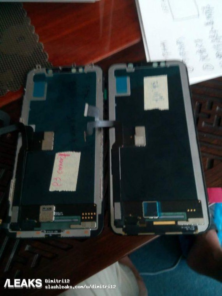 IPHONE 8 OLED DISPLAY ASSEMBLY