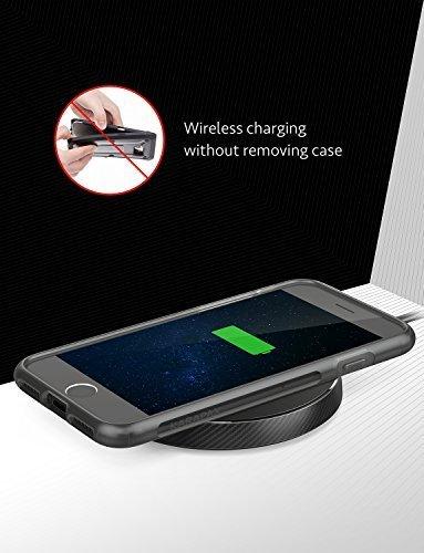Anker KARAPAX Touch Case for iPhone 2017 Edition Slim Matte Case- Black 1