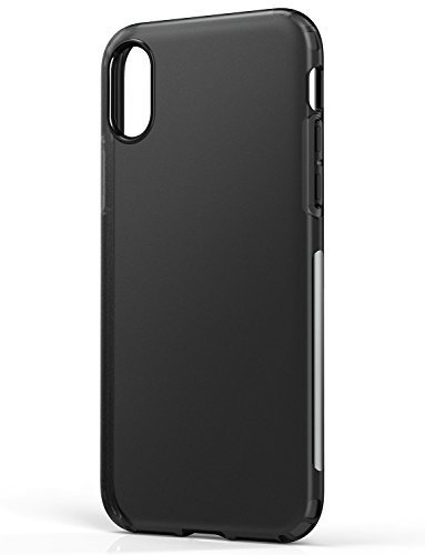 Anker KARAPAX Touch Case for iPhone 2017 Edition Slim Matte Case- Black 2