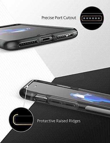 Anker KARAPAX Touch Case for iPhone 2017 Edition Slim Matte Case- Black 3