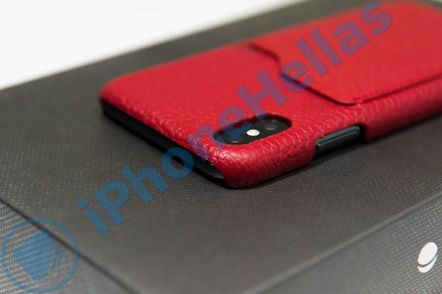 Beyzacases Feder Slot for iPhone X 2
