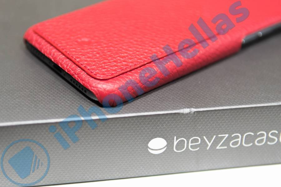 Beyzacases Feder Slot for iPhone X