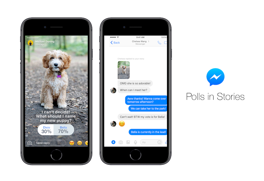 facebook-messenger-stories-polls