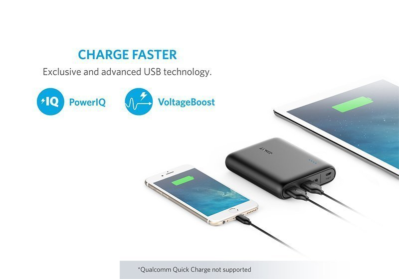 Powerbank Anker Powercore 13000mAh 3