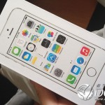 iPhone 5S unboxing