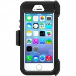 Otterbox Defender black for iPhone 5/5s clip