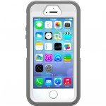 Otterbox Defender for iPhone 5/5S White/Grey