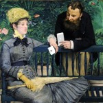 always in my hand after in the conservatory by édouard manet 1878-9