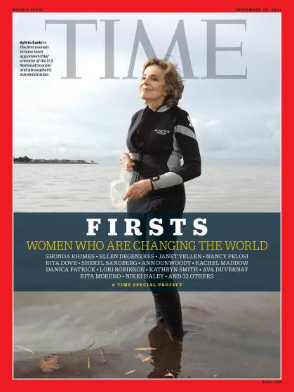 TIME Magazine's First iPhone Portfolio earle